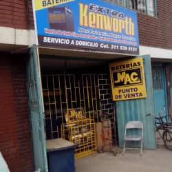 Baterias Extra Kenworth en Bogotá