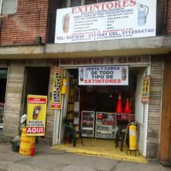 Extintores Equipos Contra Incendio en Bogotá