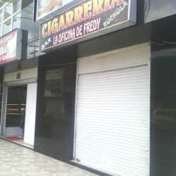 Cigarreria La Oficina de Fredy en Bogotá