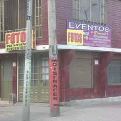Amplisonido Luces y Eventos Génesis en Bogotá