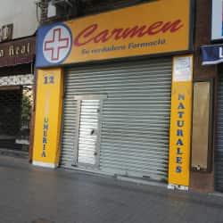 Farmacia Carmen - Av. Pedro De Valdivia en Santiago