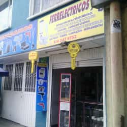 Ferrelectricos AG en Bogotá