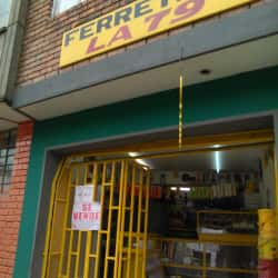 Ferreteria La 79  en Bogotá