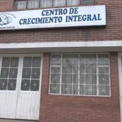 Centro de Crecimiento Integral en Bogotá
