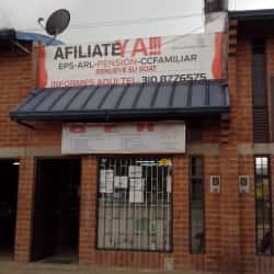 Centro Empresarial Humano en Bogotá
