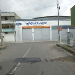 Ford Quick Lane en Bogotá