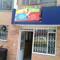 Francachela y Comilona en Bogotá