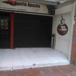 Fuerte Apache Cafe en Bogotá