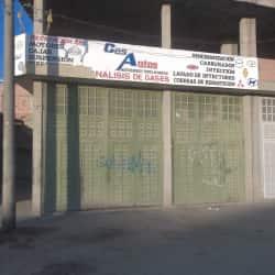 Ces Autos en Bogotá