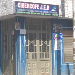 CIbercofe JEH en Bogotá