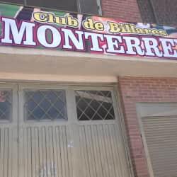 Club de Billares Monterey en Bogotá