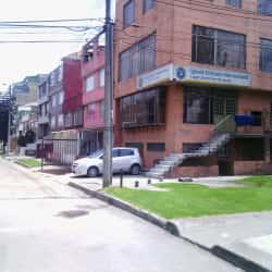Iglesia Cristiana Internacional Lugar Santisimo de Jesus en Bogotá