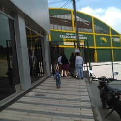 Coliseo Cubierto Lucio Amórtegui en Bogotá