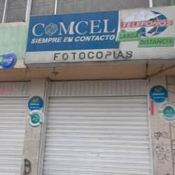 Comcel Diagonal 47A con 52 en Bogotá