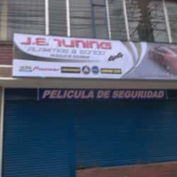 J.E Tuning en Bogotá