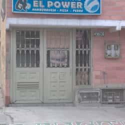 Comidas Rápidas El Power en Bogotá