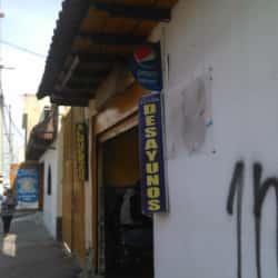 Comidas Rapidas  El Sitio en Bogotá