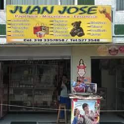 Juan Jose en Bogotá