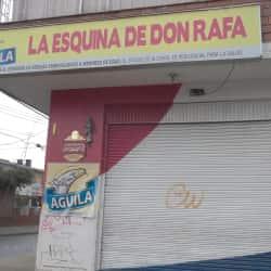 La Esquina de Don Rafa en Bogotá