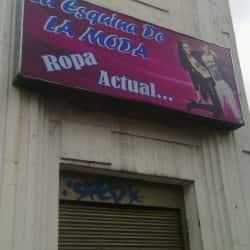La esquina de la moda en Bogotá