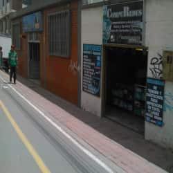 Compuredes en Bogotá