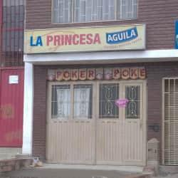 La Princesa en Bogotá