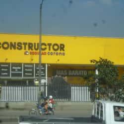 Constructor Sodimac Avenida 68 en Bogotá