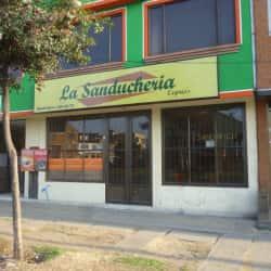 La Sanducheria Express en Bogotá