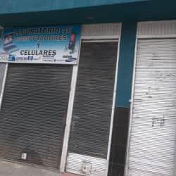 Laboratorío de computadores y celulares en Bogotá