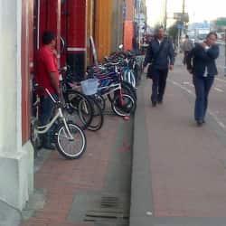 Laika bikes en Bogotá