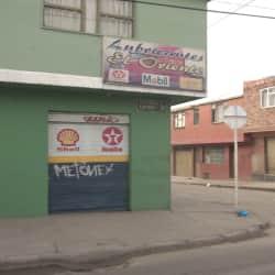 Lubricantes el oriente en Bogotá