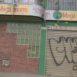 Mega ahorro supermercados en Bogotá