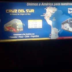 Cruz del Sur en Bogotá