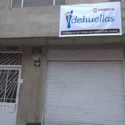 Dehuellas en Bogotá