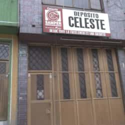 Deposito Celeste en Bogotá