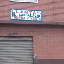 Llantas El Cambalache en Bogotá
