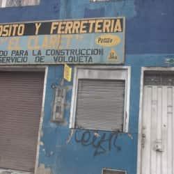 Deposito y Ferretería El Claret en Bogotá