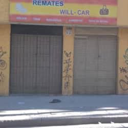 Remates Will Car en Bogotá
