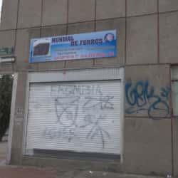 Mundial de forros en Bogotá