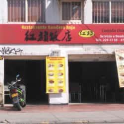 Restaurante Bandera Roja en Bogotá
