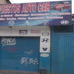 Repuestos Autocar en Bogotá