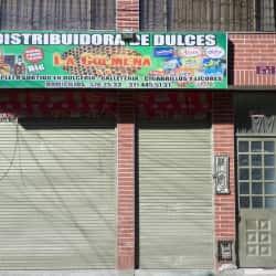 Distribuidora de Dulces La Colmena en Bogotá