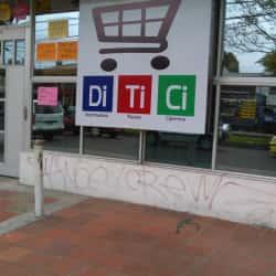 Distribuidora y Cigarrería Ditici en Bogotá