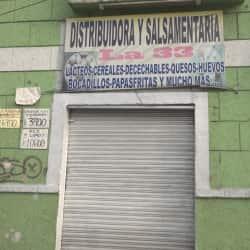Distribuidora y Salsamentaria La 33 en Bogotá
