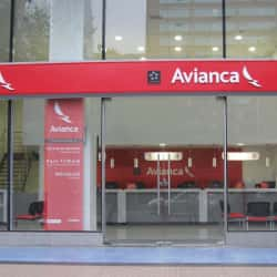 Avianca - Aeropuerto en Santiago