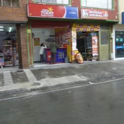 Paga Todo Calle 70 en Bogotá