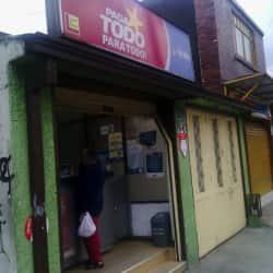 Paga Todo Calle 1 en Bogotá