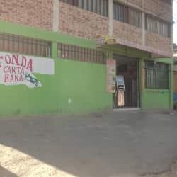 Panadería pastelería & cafetería en Bogotá