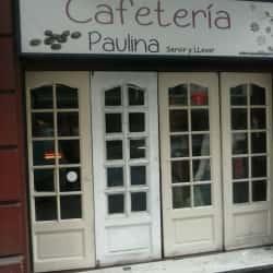 Cafetería Paulina en Santiago