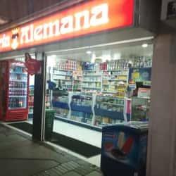Droguería Alemana  en Bogotá